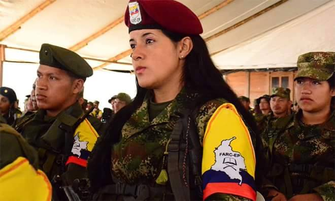 Colombia Revolutionary Forces